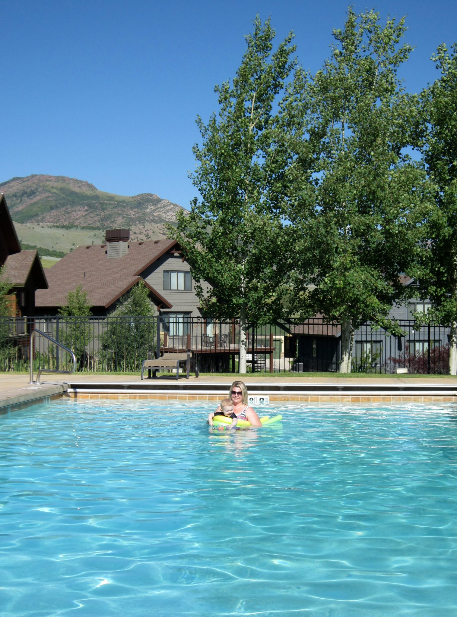 Trappers Ridge Homeowners Association outdoor pool