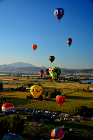 Ogden Valley Balloon and Artists Festival